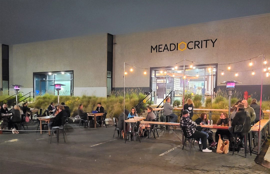 Meadiocrity Mead